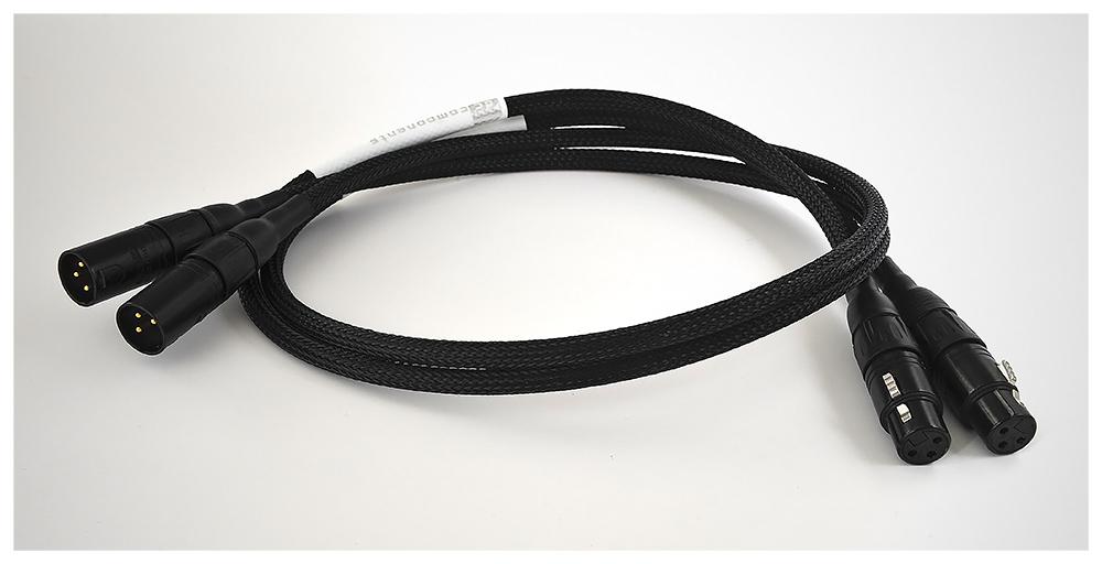kabel sygnałowy xlr - dc-components xlr-2