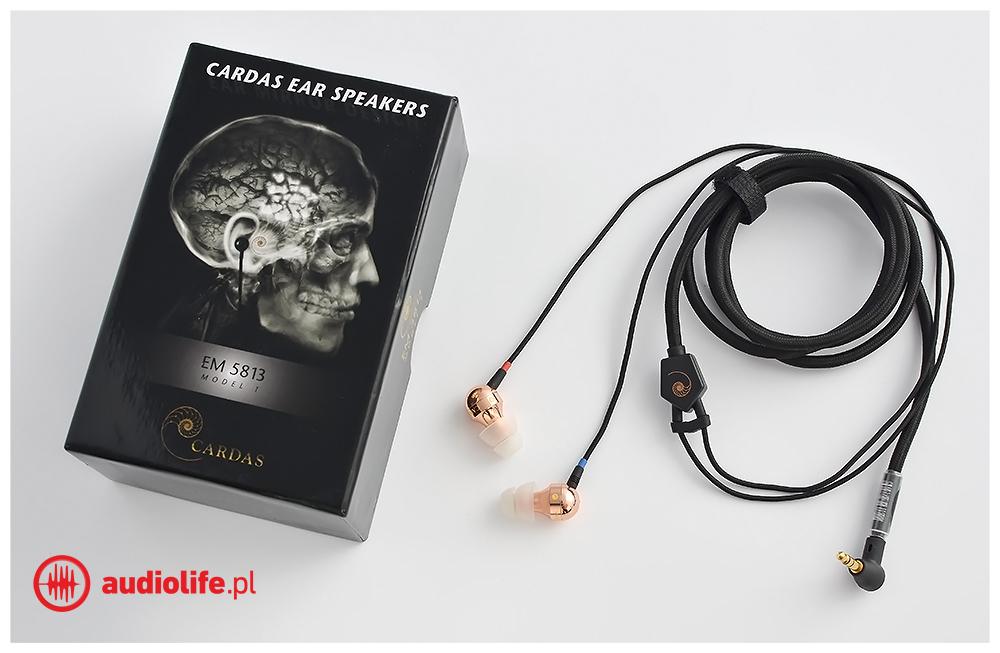 Cardas Audio EM5813 - Earspeakers