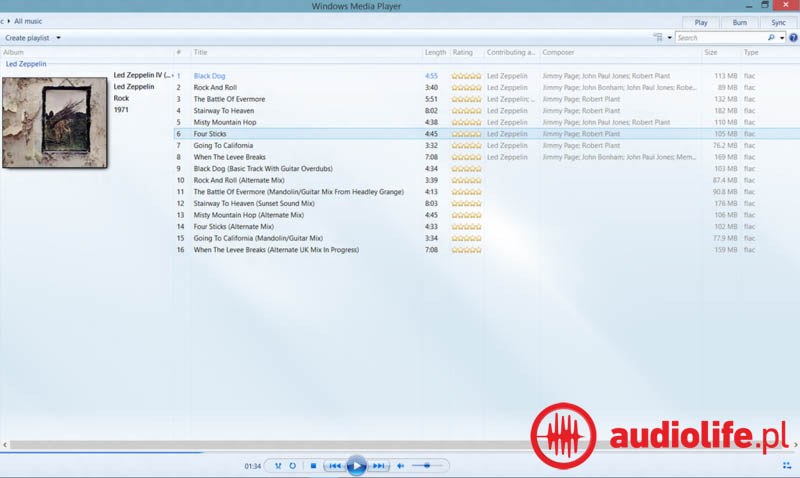 windows media player - windows 10