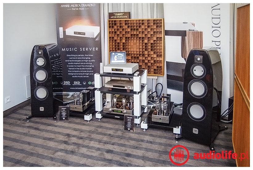 amare musica system audioshow