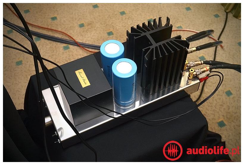 Ancient Audio One - wzmacniacz zintegrowany