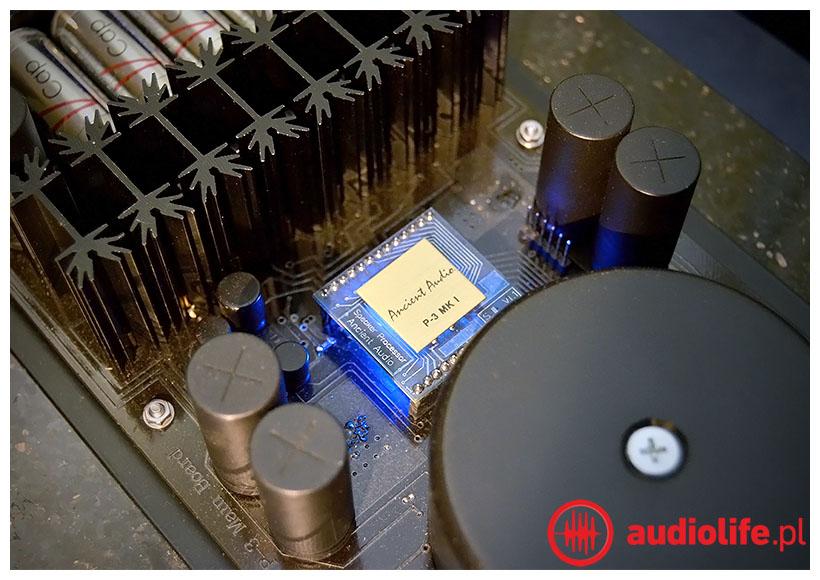 Ancient Audio P-3 MKI