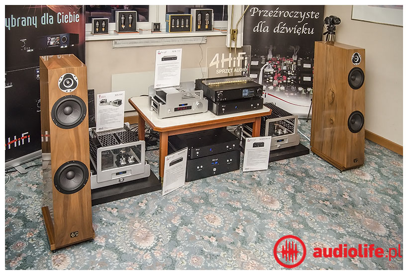 system audio gd + kolumny esa