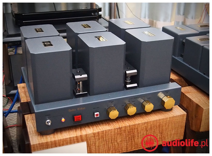 Przedwzmacniacz Audio Tekne