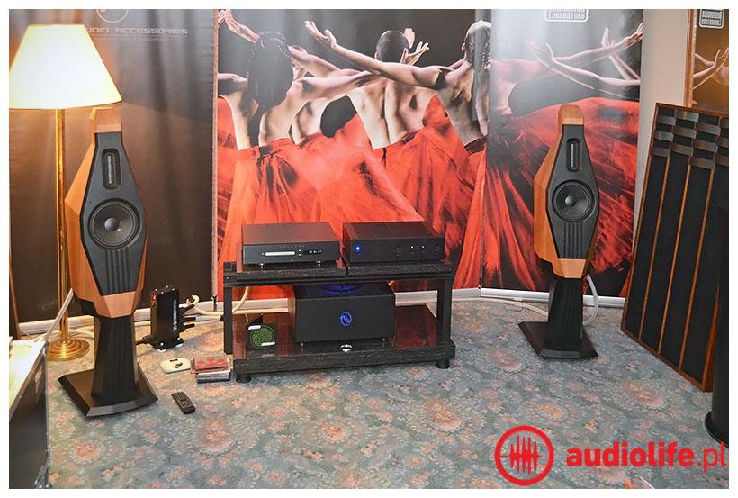 franc audio stolik i absorbery