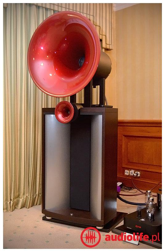 Głośniki Avantgarde Acoustic