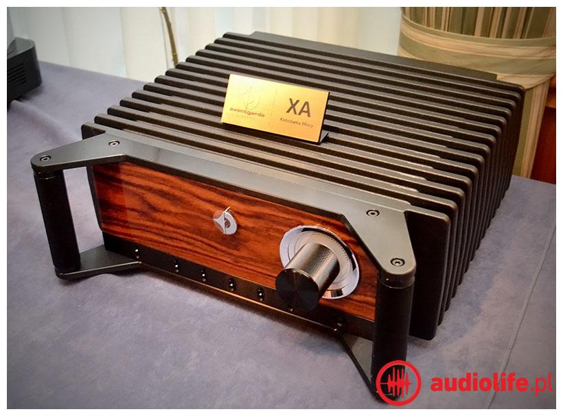 Avantgarde XA - power amplifier