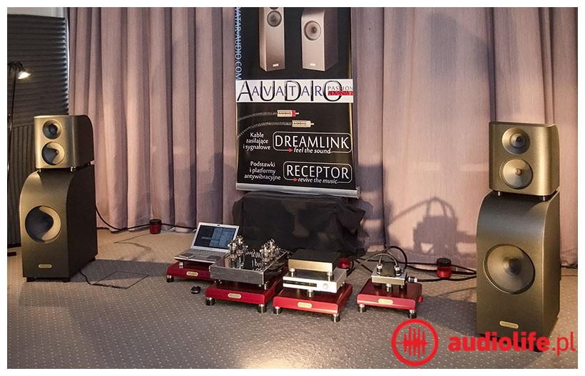 System firmy Avatar Audio - dawnej Grajend