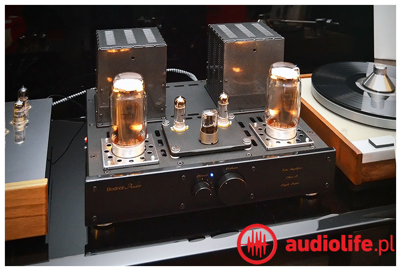 bodnar audio tube amplifier