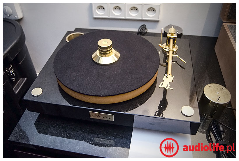 fonica turntable
