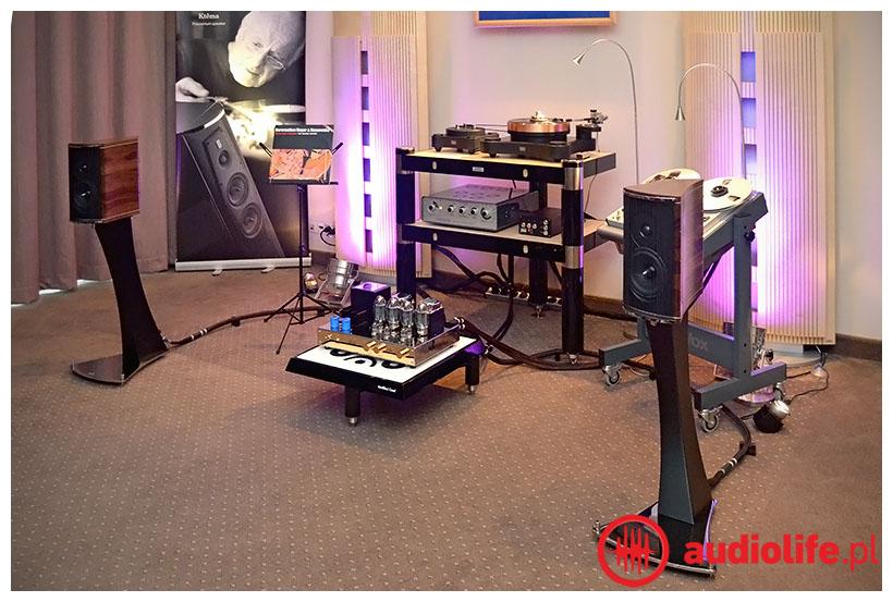System Grobel Audio - Audioshow 2014