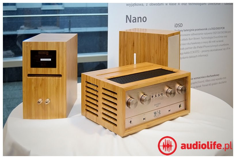 System Ifi - Nano