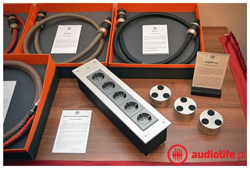 KBL Sound - akcesoria i kable zasilające