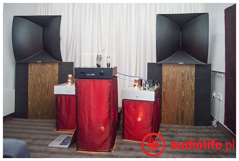 Lampizator Audio - wystawa