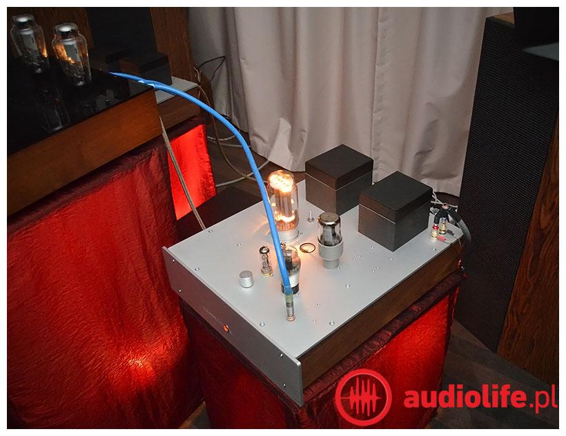 lampizator końcówka mocy gm70