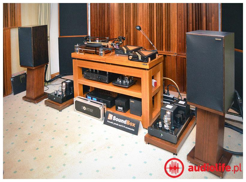 Zontek Audio, Linnart