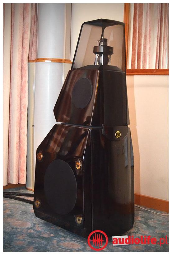 kolumny firmy mbl - model 111f