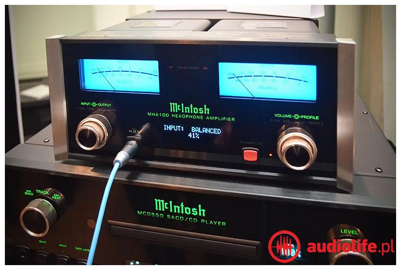 Headamp - Mcintosh MHA100