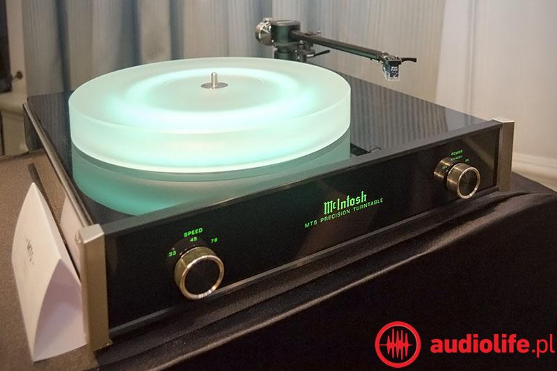 Gramofon Mcintosh MT-5