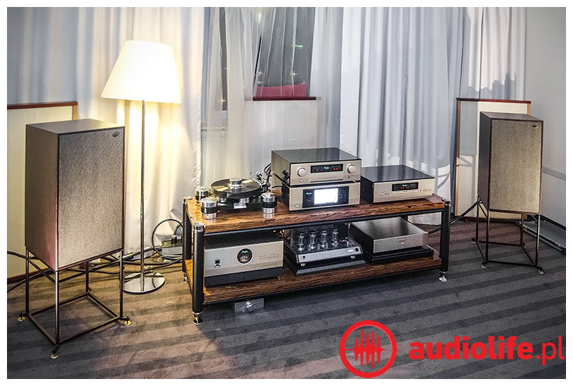 Spendor z elektroniką Accuphase