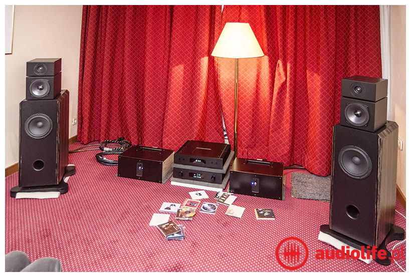 Elektronika firmy Radion Audio