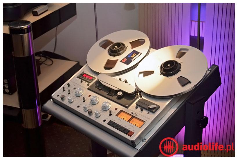 magnetofon szpulowy Revox – PR99