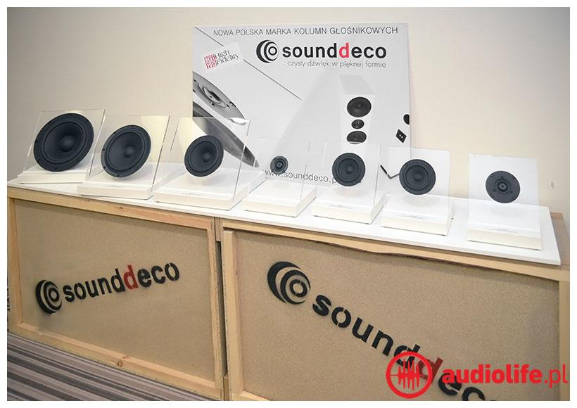 SB Acoustics - przetworniki głośników