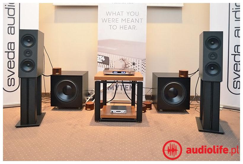 Sveda Audio + Mytek