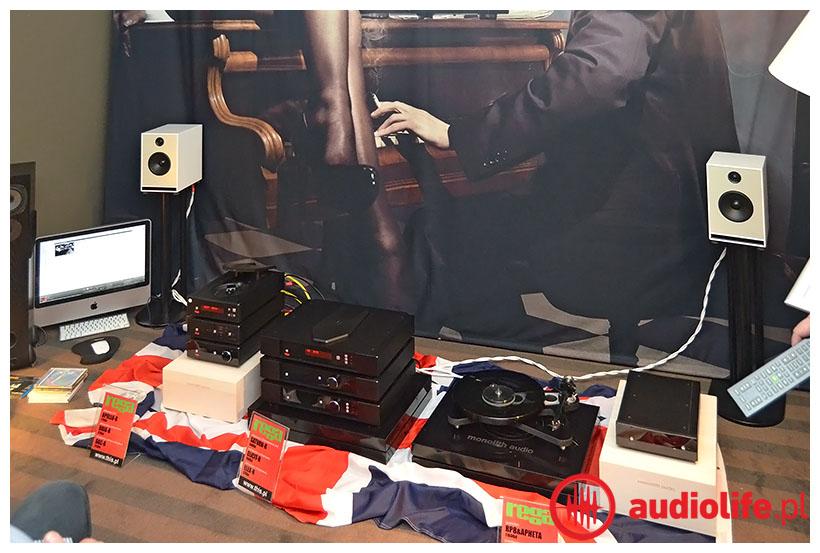 rega, systemy audio, gramofon