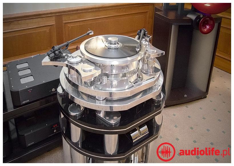 Gramofon Transrotor Artus