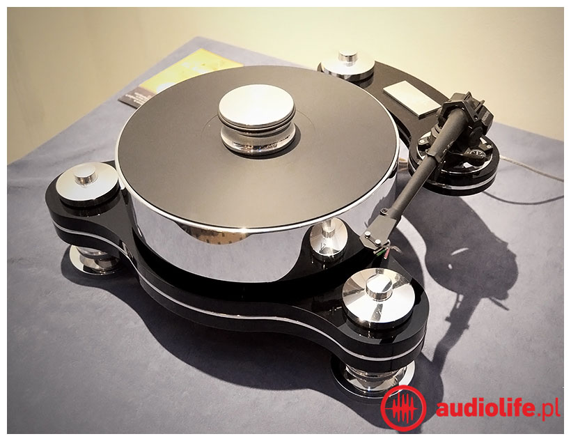 Gramofon Transrotor Zet