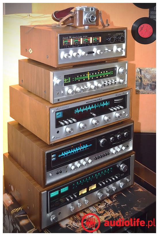 Sprzęt audio vintage