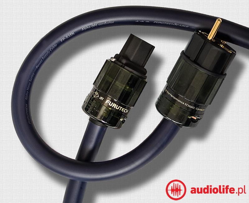 FP-35N - nowy kabel zasilający Furutech