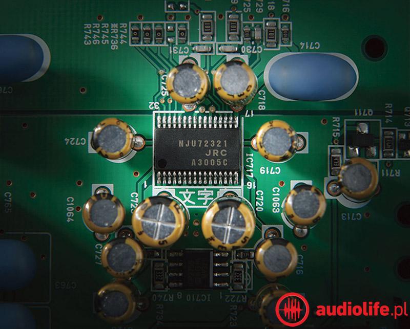 Regulacja Głośności - Yamaha A-S1100