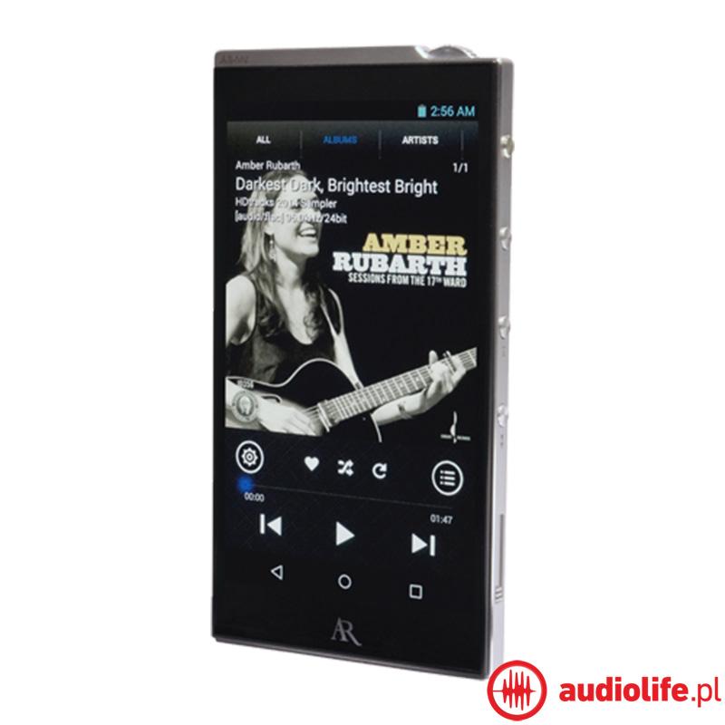 acoustic research m2 - wzmacniacz słuchawkowy / odtwarzacz plików