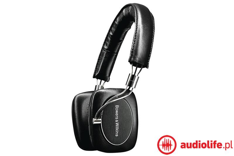 słuchawki bezprzewodowe p5 b&w