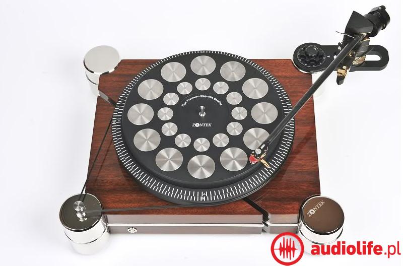 Gramofon firmy Zontek