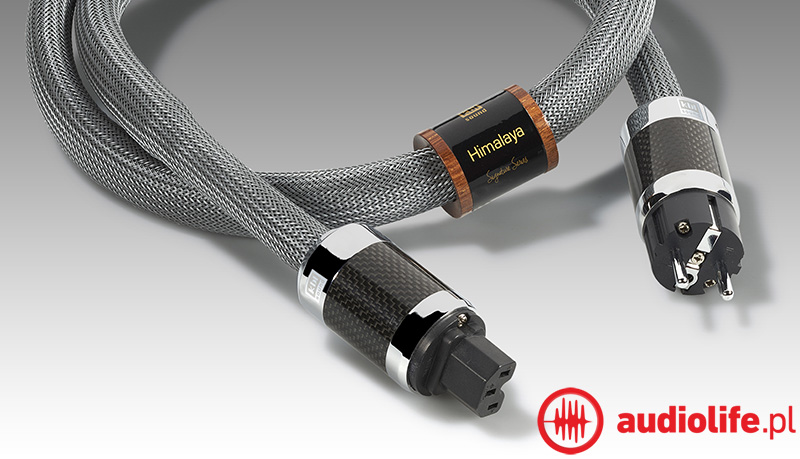 KBL Sound - kabel sieciowy Himalaya