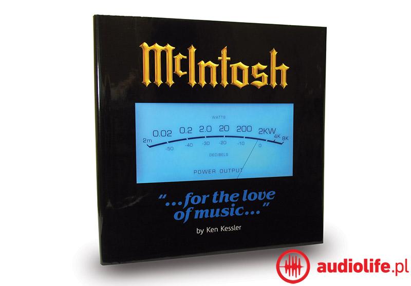 Książka historia firmy Mcintosh