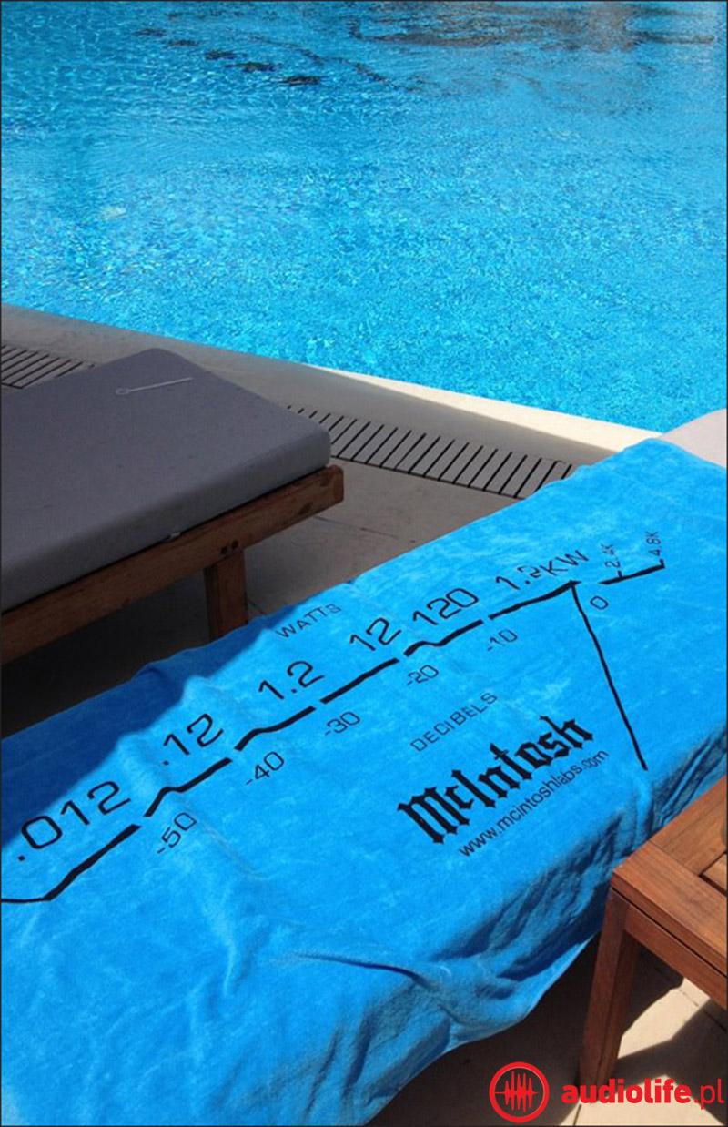 Ręcznik plażowy Mcintosh