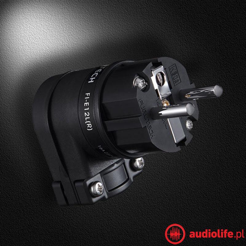 Furutech FI-E12L - wtyk schuko